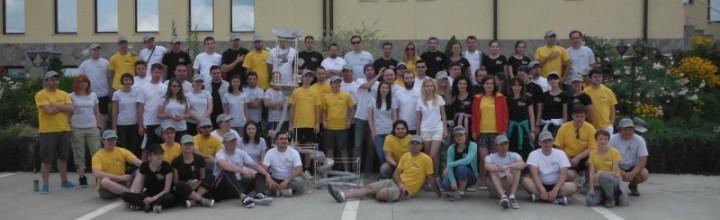 Team building Host Europe Group, Iunie 2014, Sucevita
